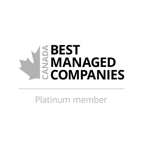 Canada's Best Managed Companies | Platinum Club Status