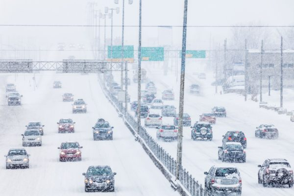 Driving Safe in the Winter Months